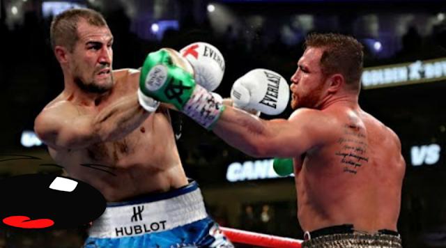 Canelo Alvarez Battles Sergey Kolalev