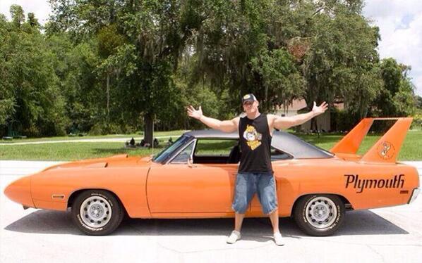 John-Cena-1970-Plymouth-Superbird