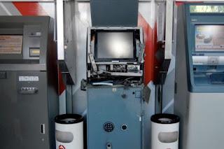 Perompak Letup Mesin ATM