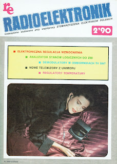 Radioelektronik 2/90 vintage audio