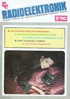 Radioelektronik 2/90 vintage audio
