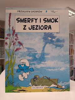 """""""Smerfy i smok z jeziora"""" - recenzja"""