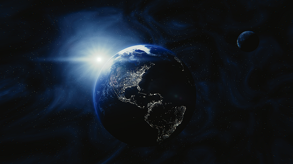 Carta ao Planeta Terra - Mensagem Mediúnica