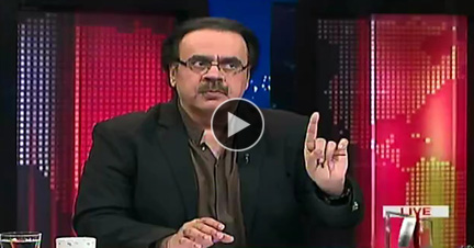 Live With Dr. Shahid Masood - 31st October 2017