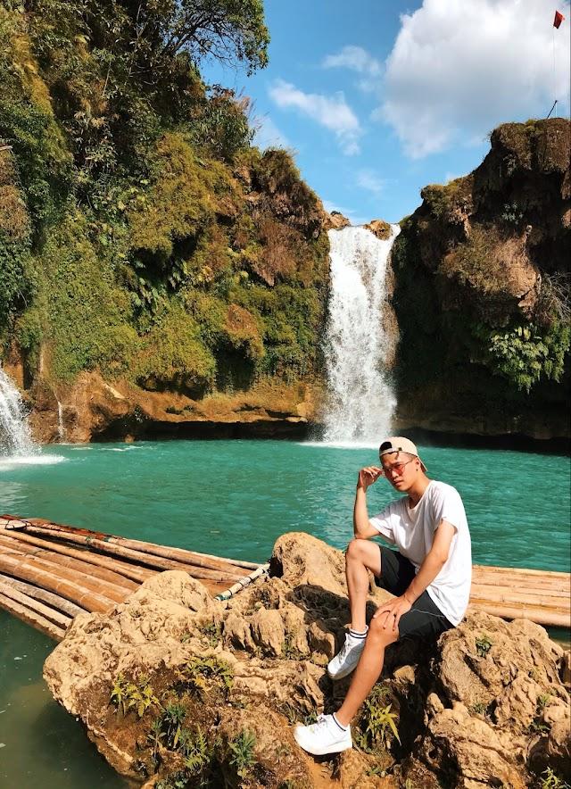Cùng chia sẻ chuyến du lịch đến thác Nàng Tiên - trái tim của núi rừng Mộc Châu