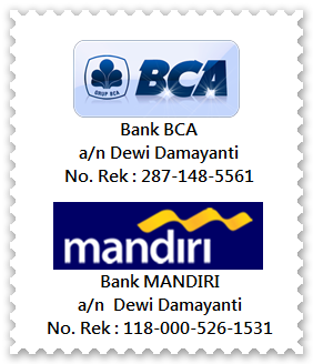 Pembayaran Via Bank Transfer