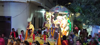 बालीपुर सरकार के जयकारों से गूंज उठा आसमान