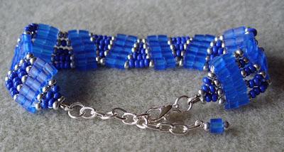 Miyuki and seed bead bracelet lesson
