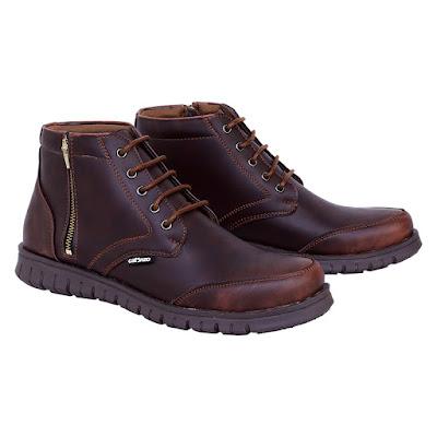 Sepatu Boot Sleting Cowok Catenzo NT 054