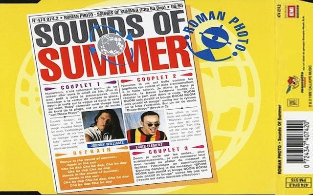 Roman Photo – Sounds Of Summer ['95 - FRA - CDM]