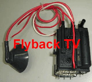 Mengganti Flyback FCM14b014 pada TV Polytron, Digitek, Okey