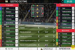 FTS 19 Mod FUT Champions