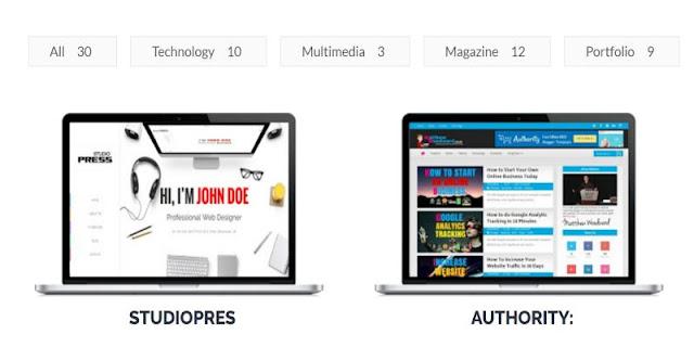 如何從 Blogger 範本網站挑到理想的版型,且不會出錯