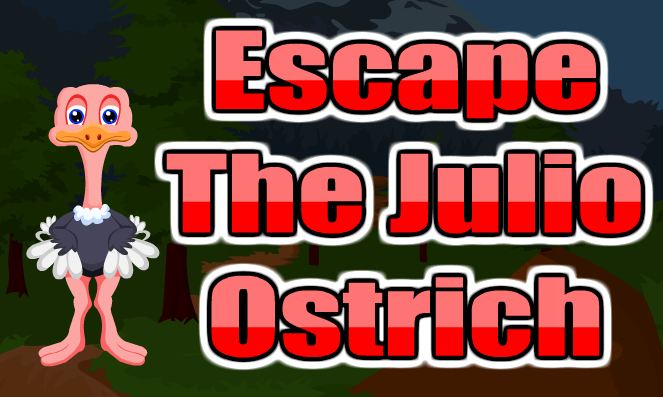 AjazGames Escape The Julio Ostrich Walkthrough