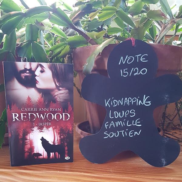 Redwood, tome 1 : Jasper de Carrie Ann Ryan