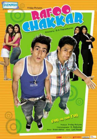 Rafoo Chakkar 2008 WEB-DL 800MB Hindi Movie 720p Watch Online Full Movie Download bolly4u