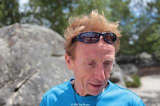 Jacky Godoffe, inévitable bleausard (C) Greg Clouzeau