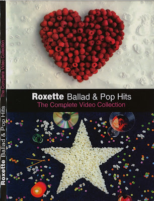 Roxette Ballad & Pop Hits 2003 DVD R2 PAL VO