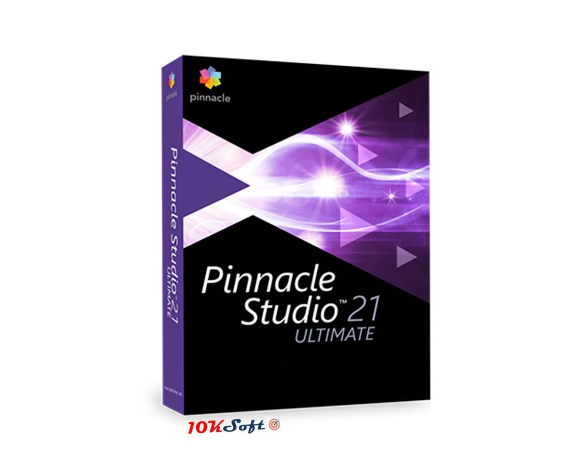 Pinnacle Studio Ultimate 21 Free Download