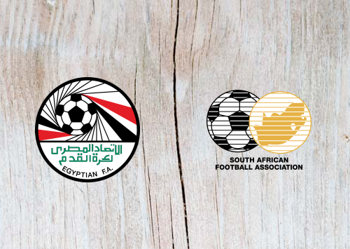 Egypt vs South Africa -Highlights 6 July 2019
