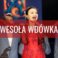 Wesoła Wdówka operetka