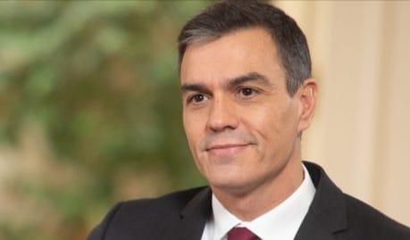 Pedro Sánchez. Imagen PSOE