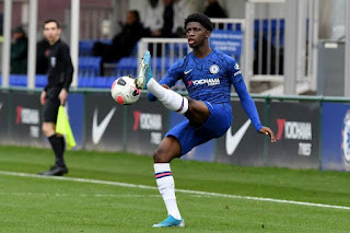 Chelsea youngstar Samuel Iling-Junior confirms club exit, Juventus interested