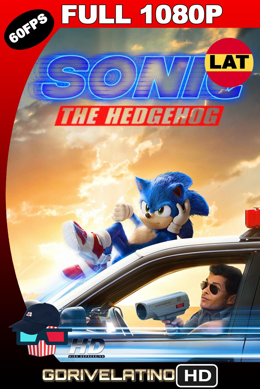 Sonic: La Película (2020) BDRip FULL 1080p (60 FPS) Latino-Ingles MKV