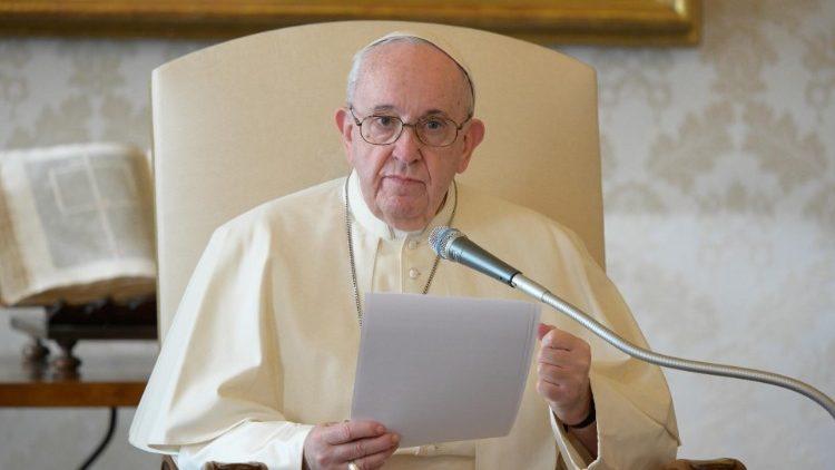 Paus Fransiskus: Kita Harus Selalu Berdoa