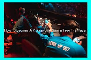 Bagaimana cara menjadi pro player ff garena Free Fire?