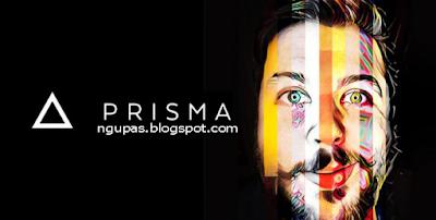 cara edit foto di prisma