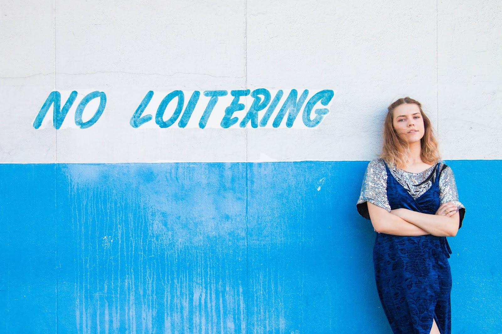 YES LOITERING
