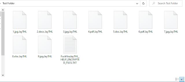 .JayTHL file virus