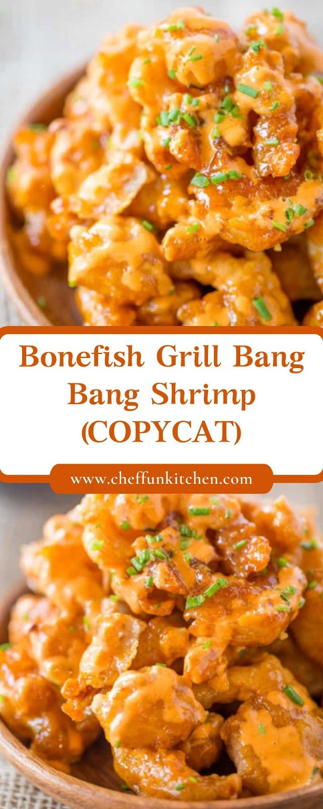 Bonefish Grill Bang Bang Shrimp (Copycat)
