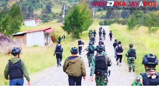 KKB Berulah Lagi, Guru SMPN 1 Distrik Beoga Kab Puncak Papua ditembak Oleh KKB