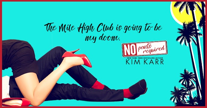 #TeaserTuesday No Pants Required by Kim Karr