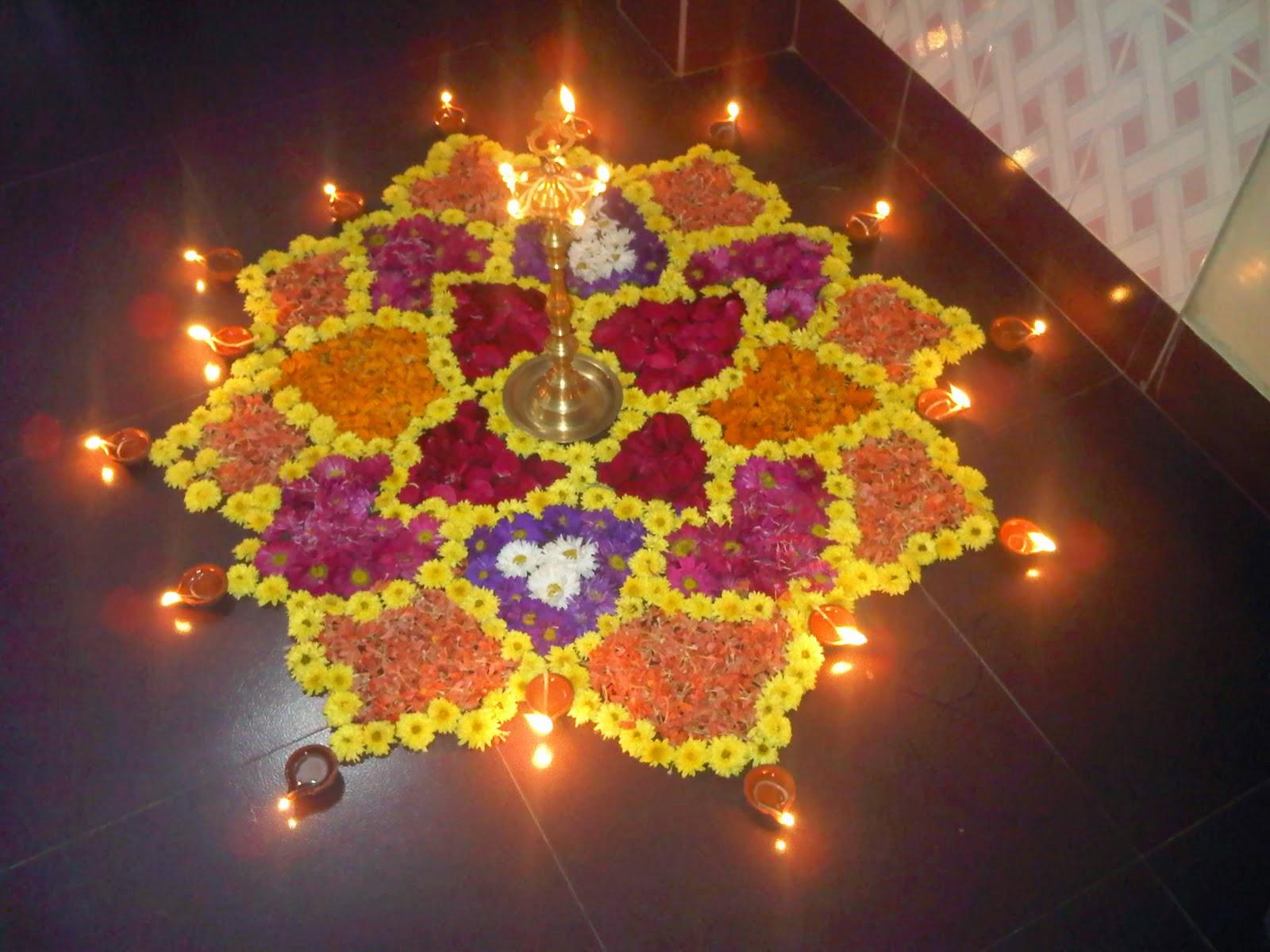 diwali rangoli image