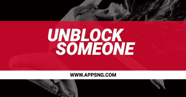 Unblock someone on Facebook Messenger | Unblock People On FB App