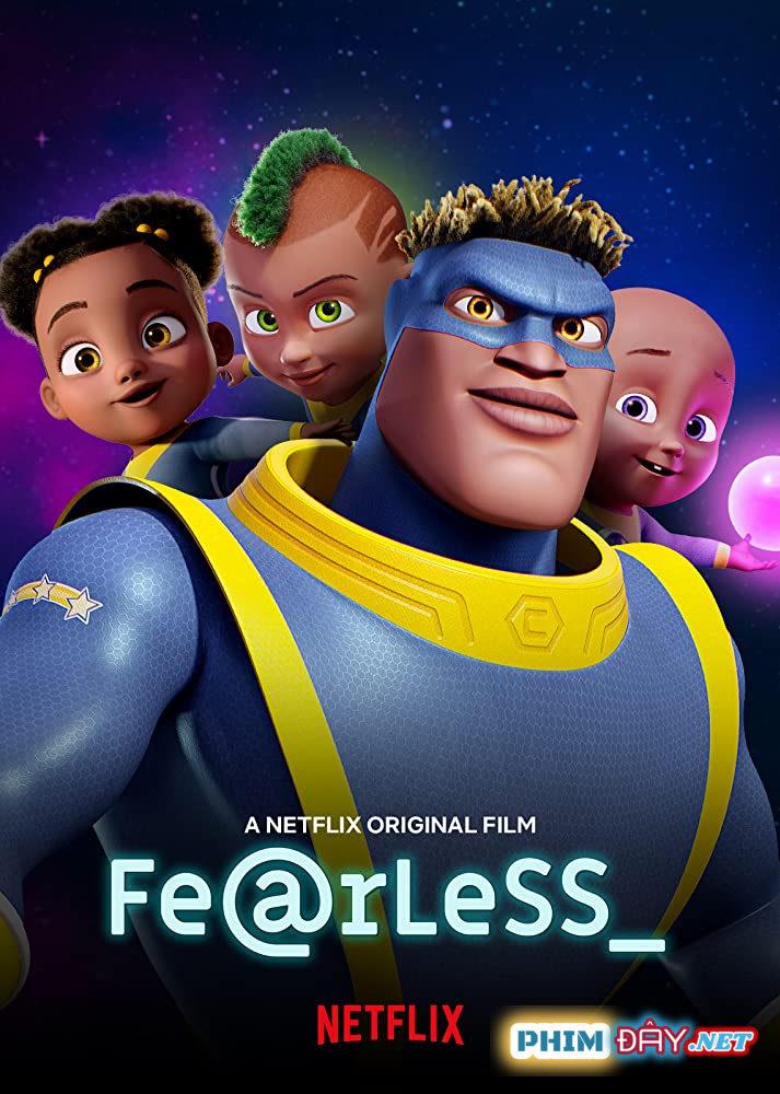 Nhiệm Vụ Trông Trẻ - Fearless (2020)