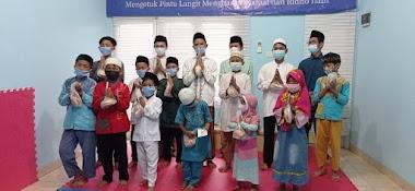 SOSIALISASI MAHASISWA KEPADA YAYASAN KOMITMEN BERSAMA INDONESIA KUAT (YKBIK) DALAM RANGKA SANTUNAN JUMAT BERKAH