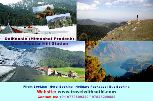 Travel With Sathi Offering Best Deals on Dalhousie Tour Packages