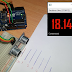 Distance Measurement System with JavaFx GUI using Arduino and Ultrasonic Sensor