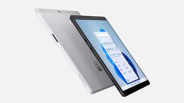 أعلنت شركة مايكروسوفت عن جهاز Surface Go 3 مع معالج وعمر بطارية محسنين