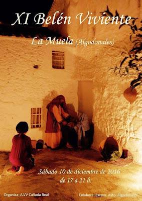 Belén Viviente de La Muela (Algodonales) - Cádiz