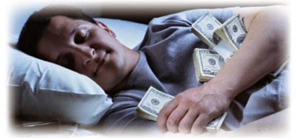 How To Make Money While You Sleep?