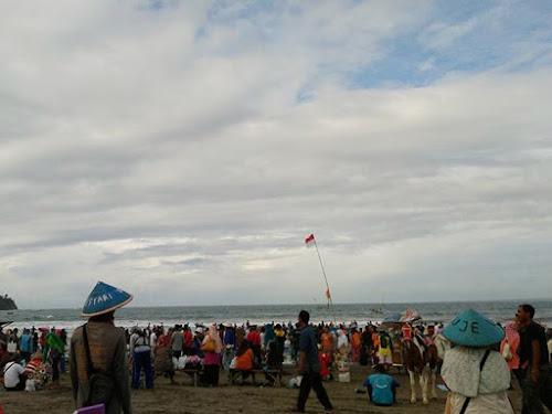 Pangandaran Libur Lebaran 2018