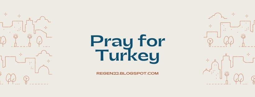 Duka Turki Yang di Landa Gempa Bumi