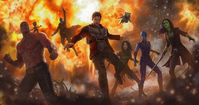 Guardians of the Galaxy 2 y su conexión con el UCM
