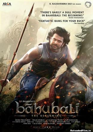 Baahubali: The Beginning (2015) Full Movie Download in Hindi 1080p 720p 480p