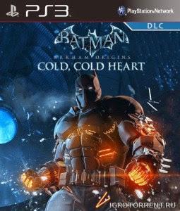 BATMAN ARKHAM ORIGINS COLD COLD HEART PS3 TORRENT